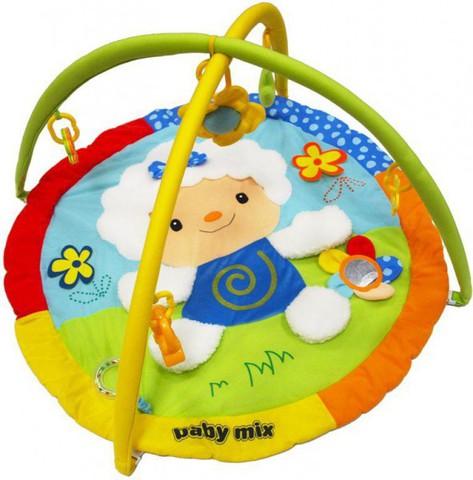 Игровой коврик для новорожденных  Baby Mix Овечка