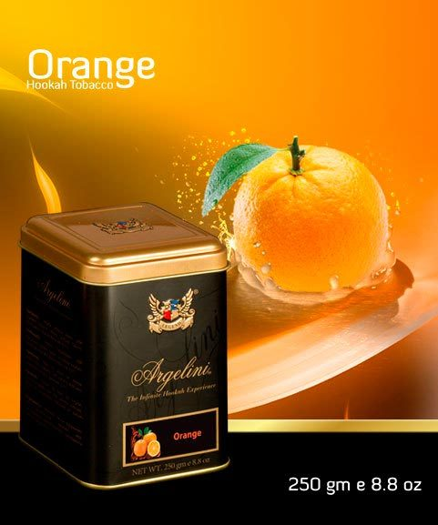 Табак для кальяна Argelini Orange 250 гр.