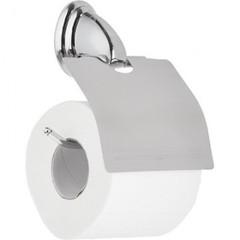 Держатель для туалетной бумаги металлич.хромированный Frap 1503