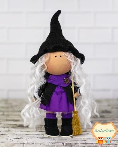 Куколка ведьма Белла. Коллекция La Petite.