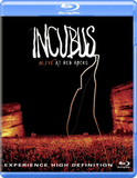 Incubus / Alive At Red Rocks (Blu-ray+CD)