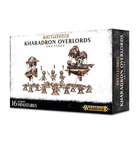 BATTLEFORCE:KHARADRON OVERLORDS SKYFLEET
