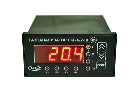 Газоанализатор кислорода ПКГ-4 /2-Щ-К-2Р