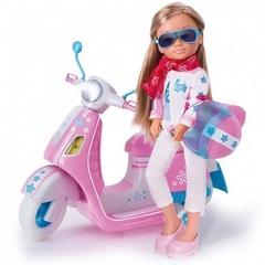 Famosa Кукла Нэнси в наборе со скутером, 43 см. (700008560)