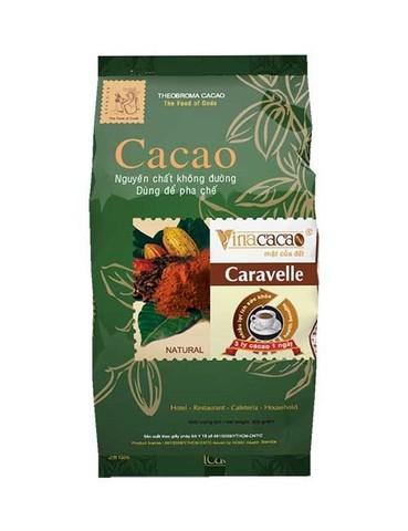 Вьетнамский какао Vietnamcacao Caravelle, мягкая упаковка, 300 гр.