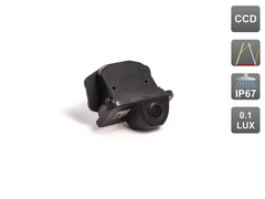 Камера заднего вида для Toyota Corolla E12 01-06 Avis AVS326CPR (#087)