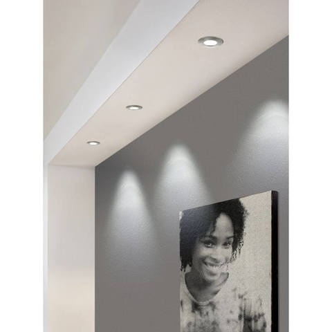Светильник светодиодный встраиваемый влагозащищенный Eglo PINEDA 95817 2