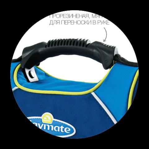 Сумка-холодильник (изотермическая) Igloo Playmate Gripper 9 (синий)