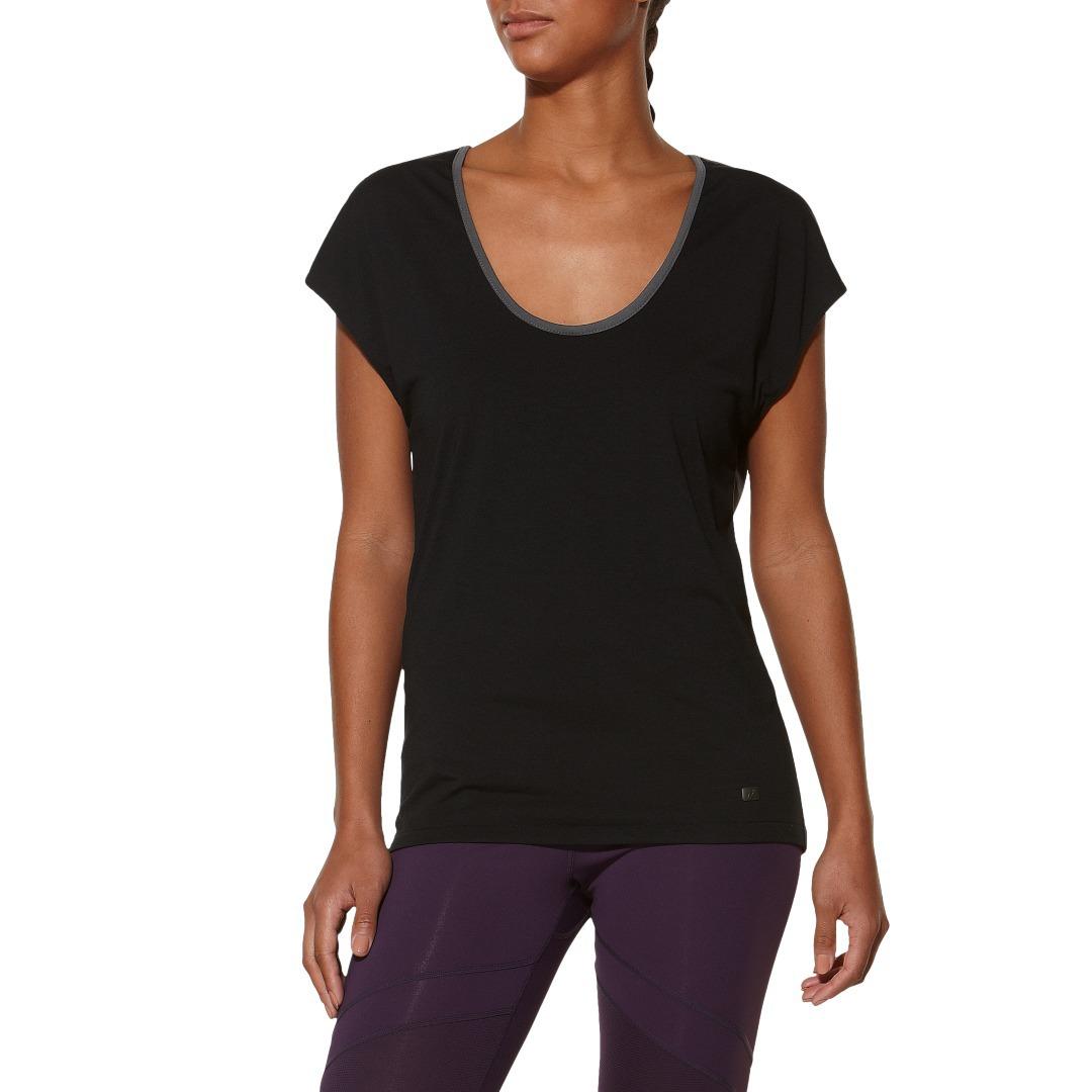 Женская спортивная футболка Asics Reversible SS Top (125862 0779) фото