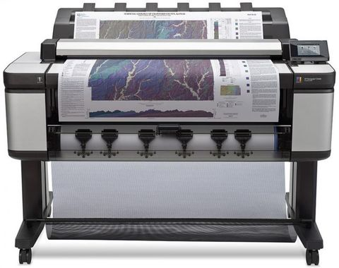 МФУ HP Designjet T3500 36-in Production eMFP (B9E24B)