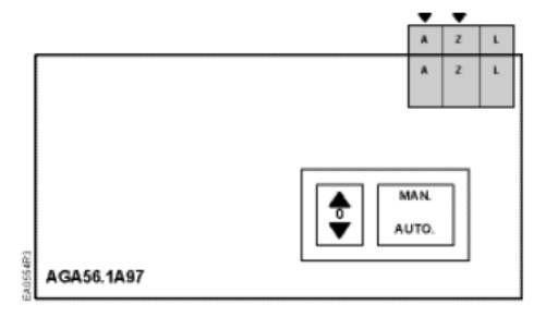 блок Siemens AGA56.42A87