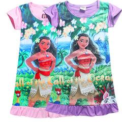 Моана платье для девочки