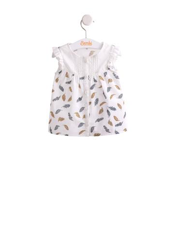 РБ88 Рубашка для девочки кор. рукав