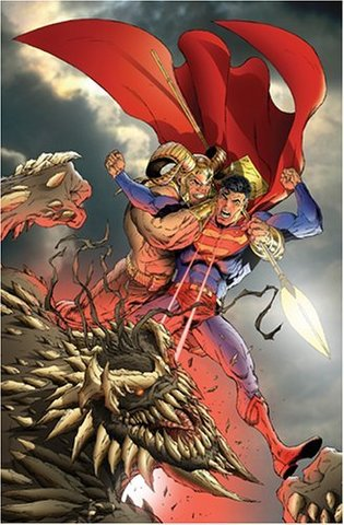 Superman: In the Name of Gog TPB