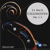 Heinrich Schiff / J.S. Bach: Cellosuiten Nr. 1-3 (CD)