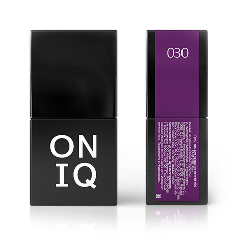 OGP-030 Гель-лак для покрытия ногтей. PANTONE: Plum