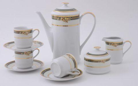 Сервиз кофейный 15 предметов Сабина Leander
