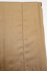 Простыня на резинке 160x200 Сaleffi Dreamcotton перкаль коричневая