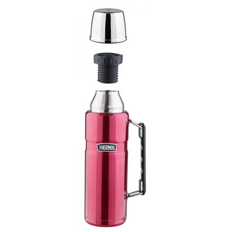 Термос Thermos King SK2010 (1,2 литра), розовый