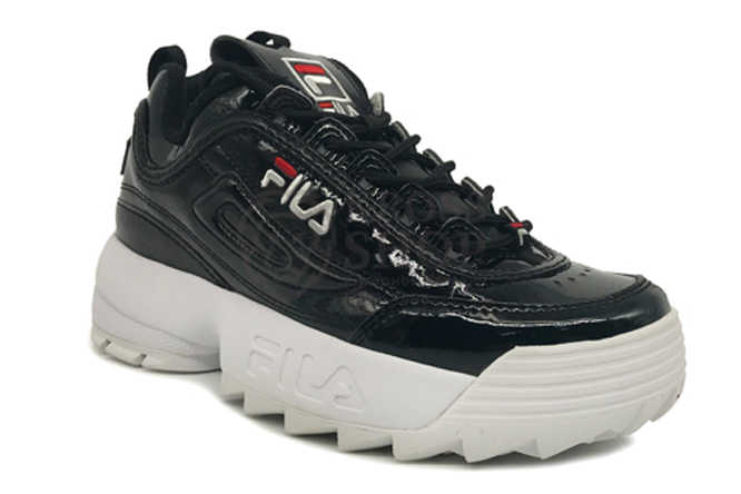 Fila Women's Disruptor II Black/White