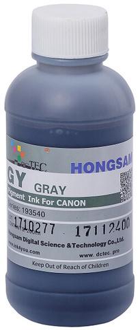 Чернила DCTec PFI-1700Gy серый (grey). 200мл пигмент (193540)