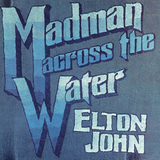 Elton John ‎/ Madman Across The Water (LP)