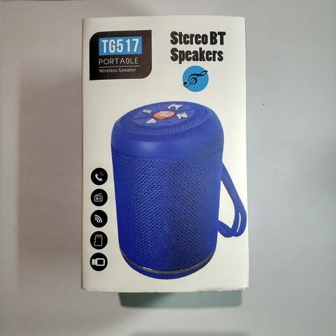 Колонка Bluetooth TG-517 (цвет ассорти)