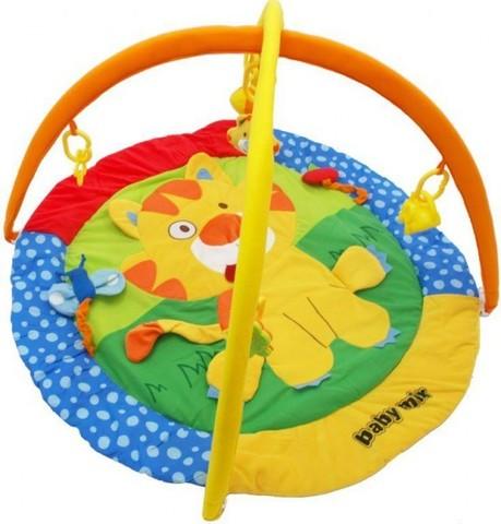Игровой коврик для новорожденных  Baby Mix Тигренок