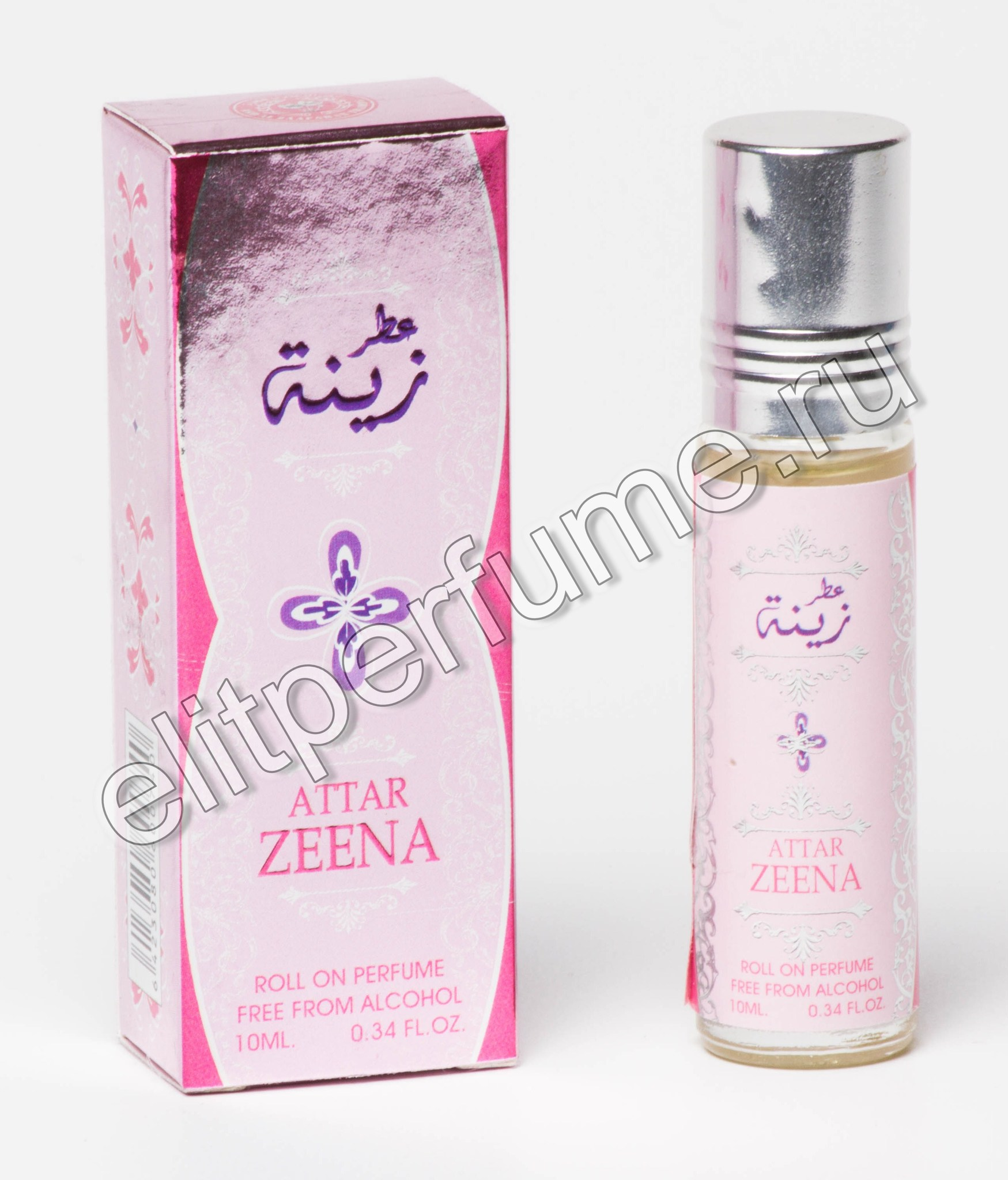 Attar Zeena Аттар Зеена 10 мл арабские масляные духи от Ард Аль Заафаран Ard Al Zaafaran