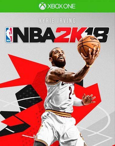 Xbox One NBA 2K18 (английская версия)