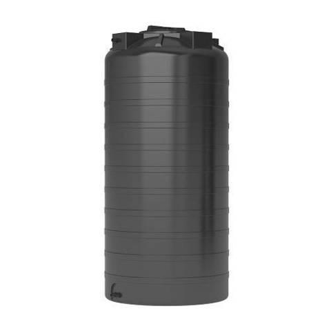 Бак для воды АКВАТЕК ATV 750 (с поплавком, цвет черный)