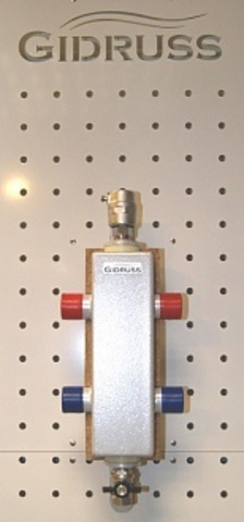 Гидравлический разделитель GR-60-25 (с креплением)