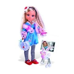 Famosa Кукла Нэнси в наряде Алисы в стране чудес (700007820_alice)