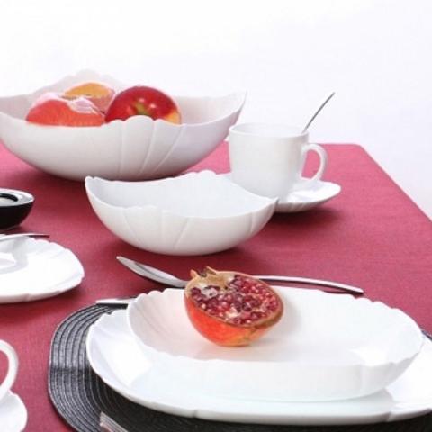 Сервиз столовый Luminarc Lotusia White 30 предметов (H3902)