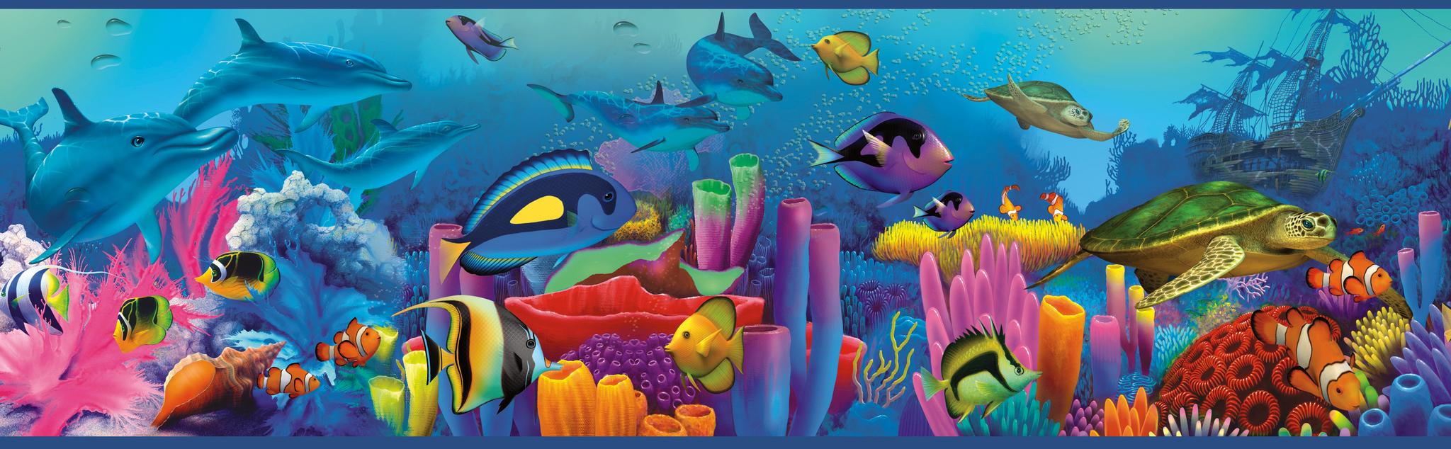 Бордюр Chesapeake Totally for Kids TOT46351B, интернет магазин Волео
