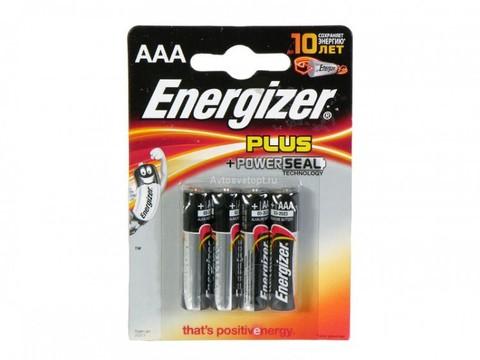 Батарейки Energizer HIGHTECH Power Boost AAA (4 шт)