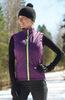 Детский теплый зимний жилет Nordski Motion Purple