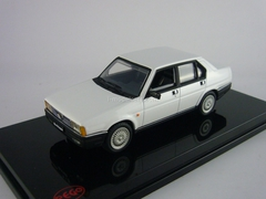 Alfa Romeo 90 Berlina Super white Pego 1:43