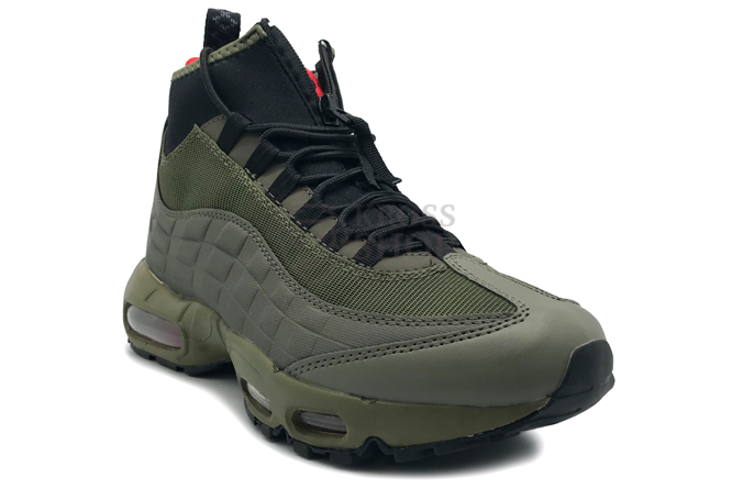 Nike Men's Air Max 95 Sneakerboot Olive