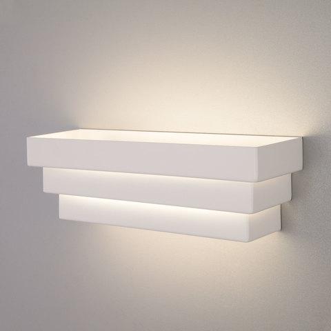 Paloma LED белый настенный светодиодный светильник MRL LED 1013