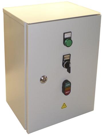 ЯУО 9602-3874 Ящик управления освещением (63 А, фотореле) IP54