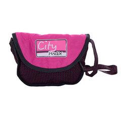 DeCuevas Коляска-люлька для кукол с сумкой City Max, 56 см (86018)