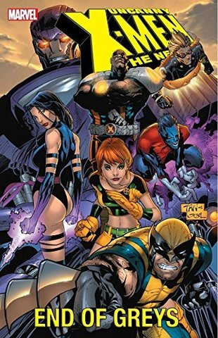 Uncanny X-Men: End of Greys TPB