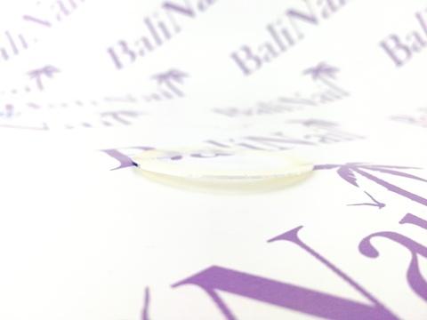 Самоклеящаяся лента для дизайна ногтей (молочная голограф.)