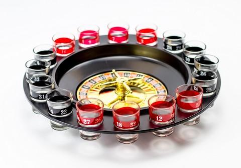 Игра «Пьяная рулетка Vegas»