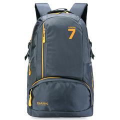 Спортивный рюкзак BJ 8203 Серый + Желтый