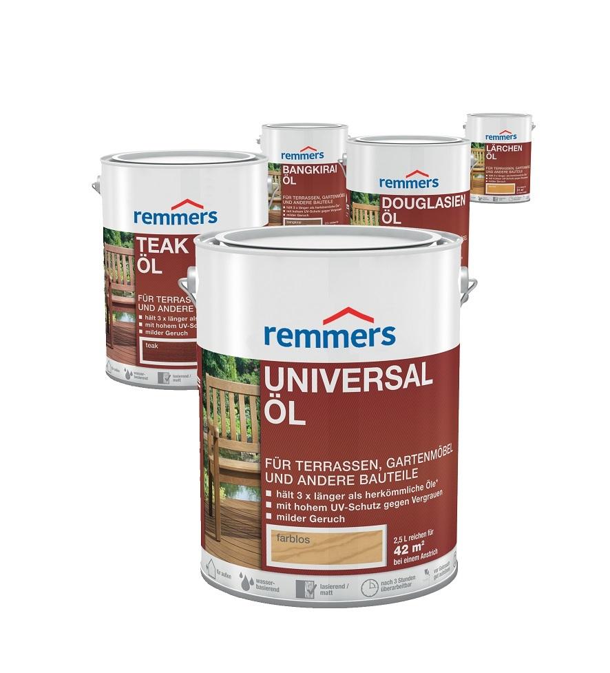 Масло для древесины Remmers Universal-Öl / Реммерс Универсал Ойл