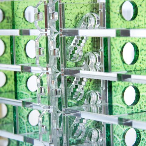 Декоративные вертикальные стенки - Зелень