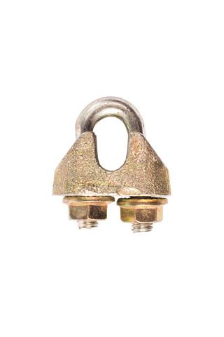 Зажим канатный TOR ф=6 мм DIN 1142