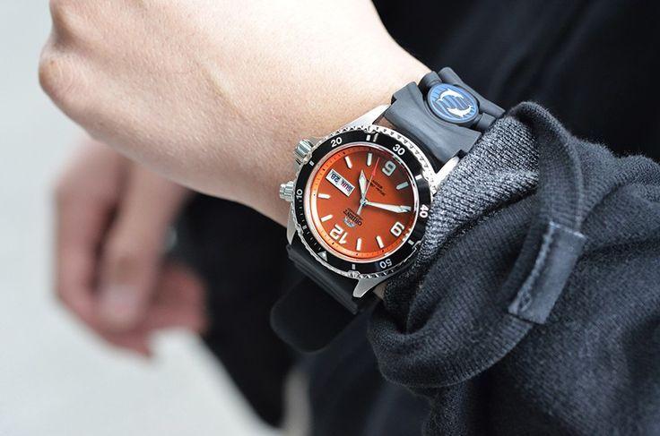 Часы ориент метров – лучшие для дайвинга!